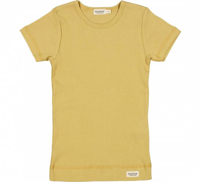 Bilde av Plain modal t shirt HAY