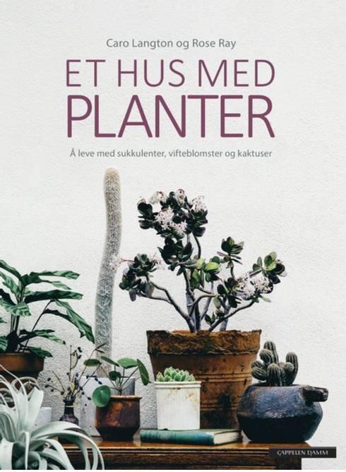 Bilde av Et hus med planter