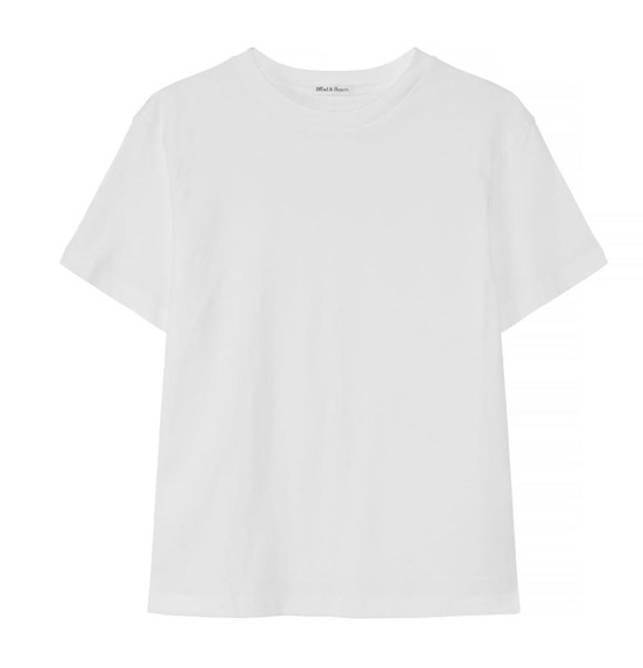 Bilde av T-shirt classic by Biderman white
