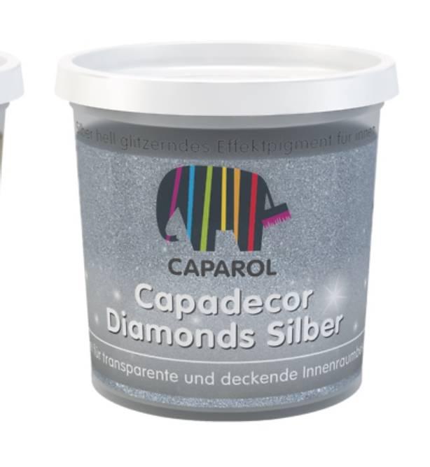 Bilde av Sølvglitter effekt til maling