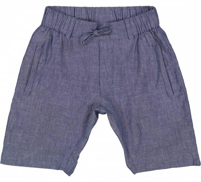 Bilde av Peter denim blue shorts