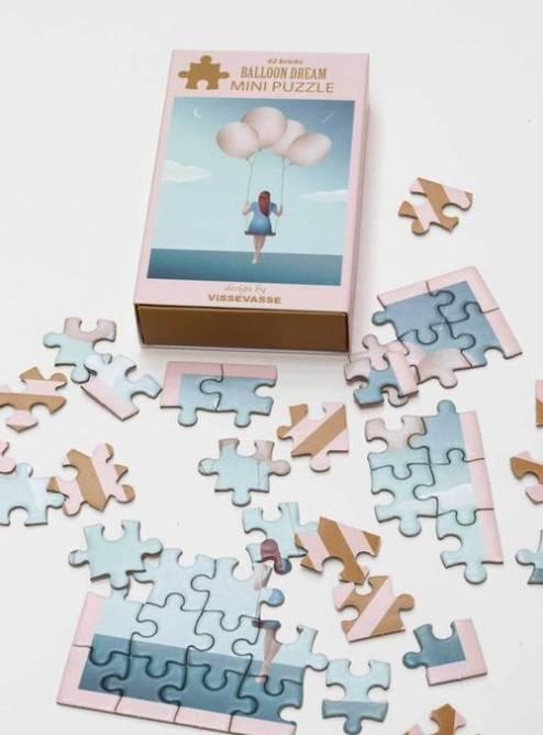 Bilde av Ballon dream mini puzzle