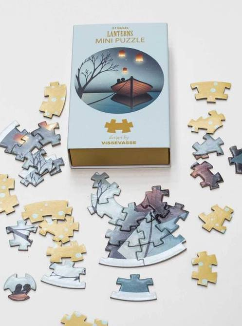 Bilde av Lanterns mini puzzle