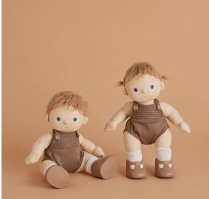 Bilde av Dinkum dukke poppet