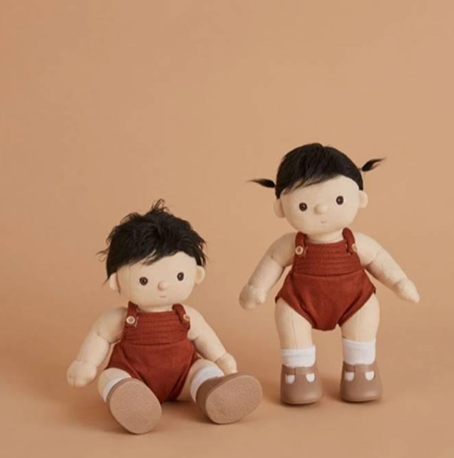 Bilde av Dinkum dukke Roo