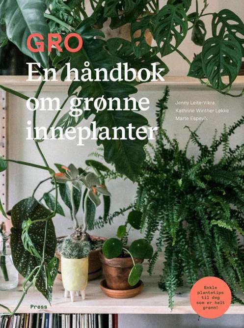 Bilde av Gro-en håndbok om grønne planter