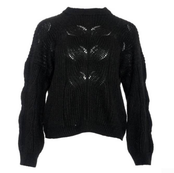 Bilde av vega knit black