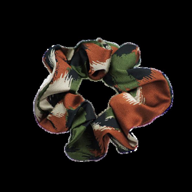 Bilde av scrunchie green leo