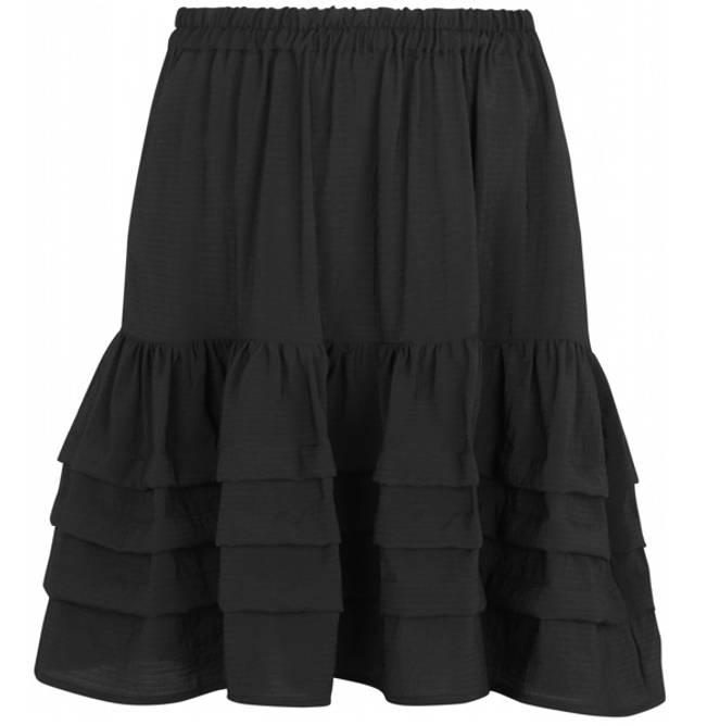 Bilde av Black skirt