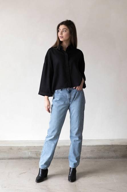 Bilde av Wood regular jeans