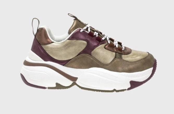 Bilde av Bronze sneakers