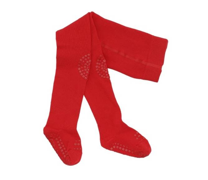 Bilde av Antiskli strømpebukse tango red