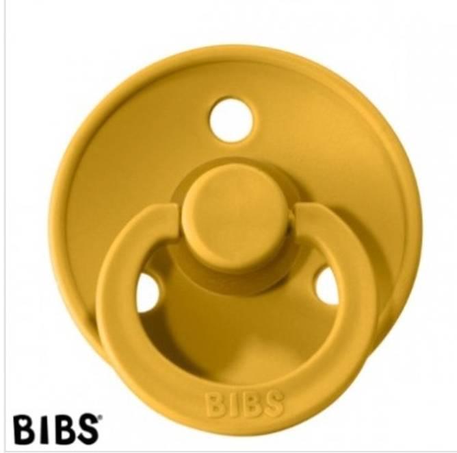 Bilde av Bibs smokk mustard