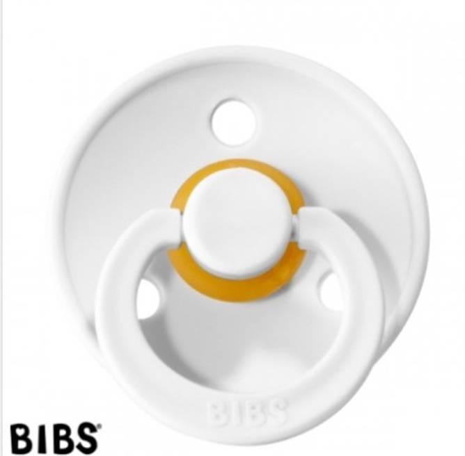 Bilde av bibs smokk white