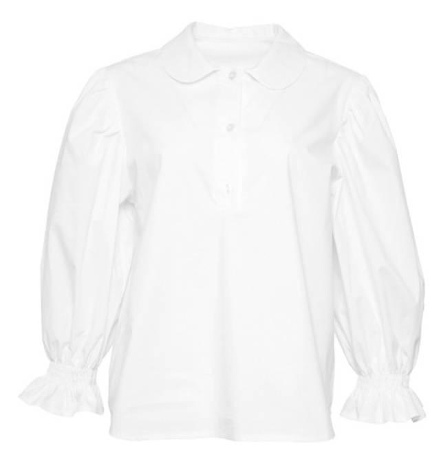 Bilde av Wakka white blouse