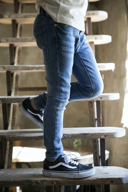 Bilde av Bruce denim jeans