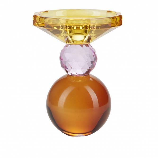 Bilde av ME crystal candle holder