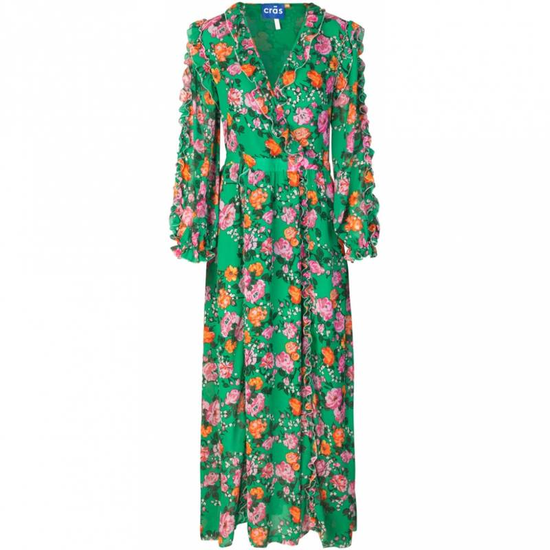 Bilde av Hudsoncras maxi kjole