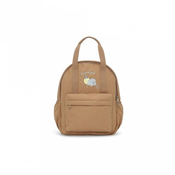Bilde av Loma kids backpack mini - almond