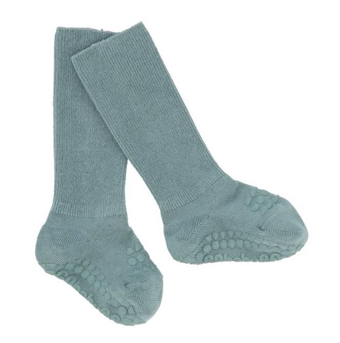 Bilde av Antiskli bambus sokker dusty blue