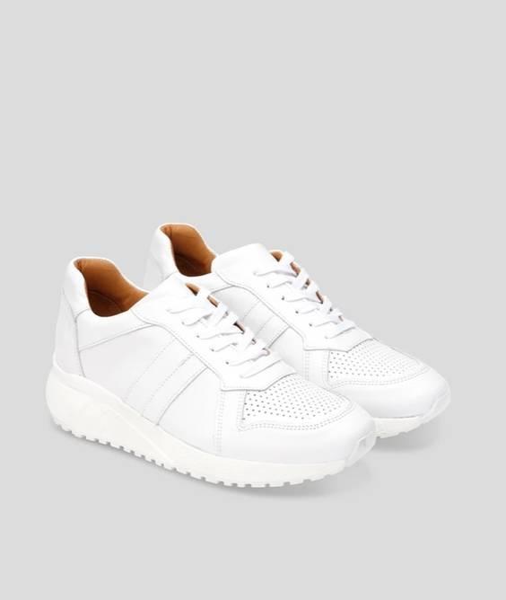 Bilde av Scarlett white sneakers