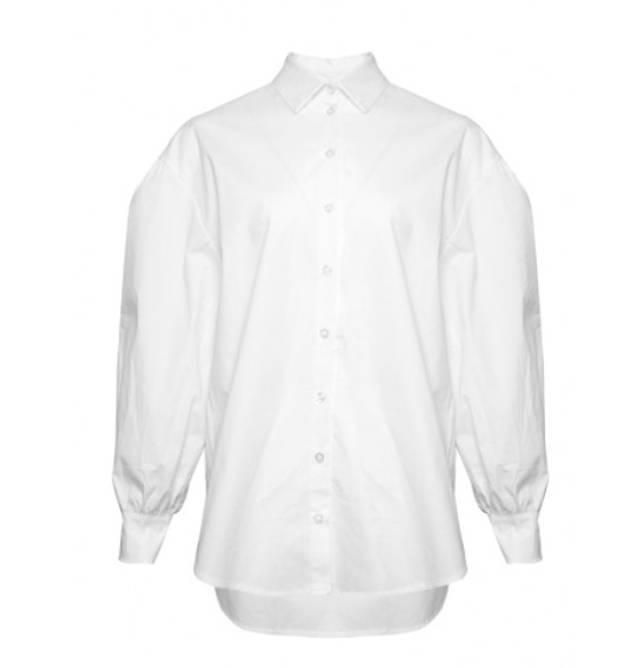 Bilde av Tate hvit skjorte