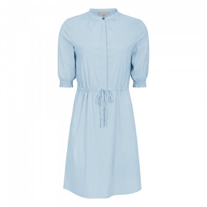 Bilde av SRGILLY DRESS - CASHMERE BLUE