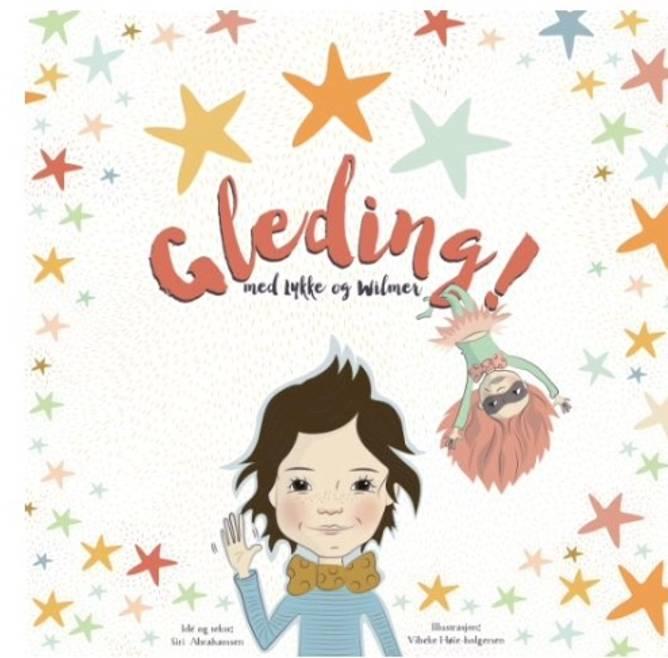 Bilde av Gleding! med Lykke og Wilmer