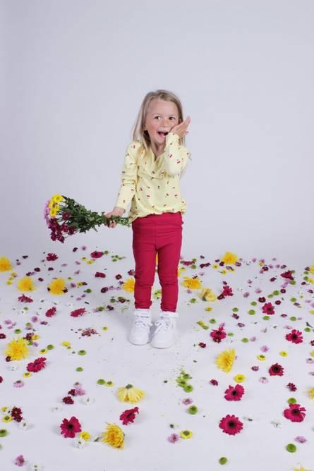 Bilde av ALMA-LS-TOP (KIDS) - CHERRY PRINT