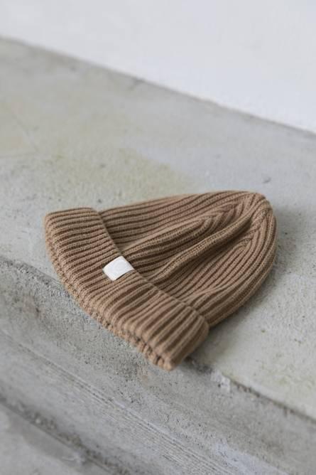 Bilde av Drefus beanie brown beige