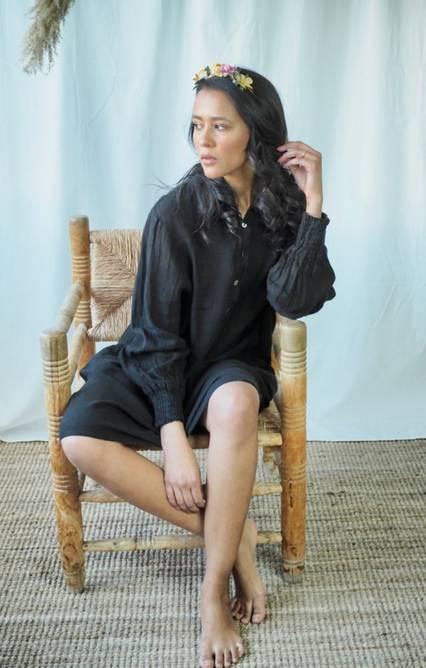 Bilde av Nectar Clothing - Matilde Dress Longsleeve -