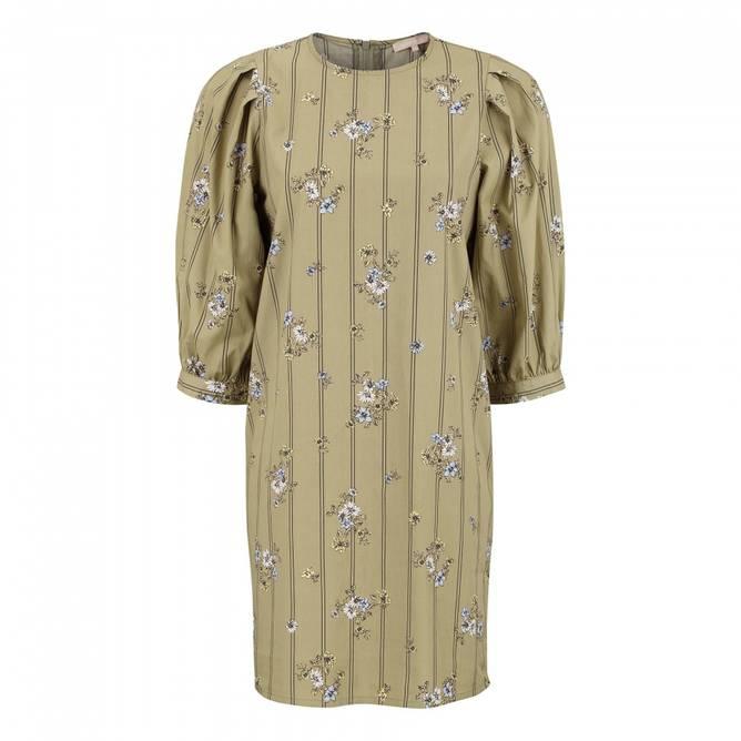 Bilde av SRKIMBERLY SHORT DRESS - BOUQUET PRINT