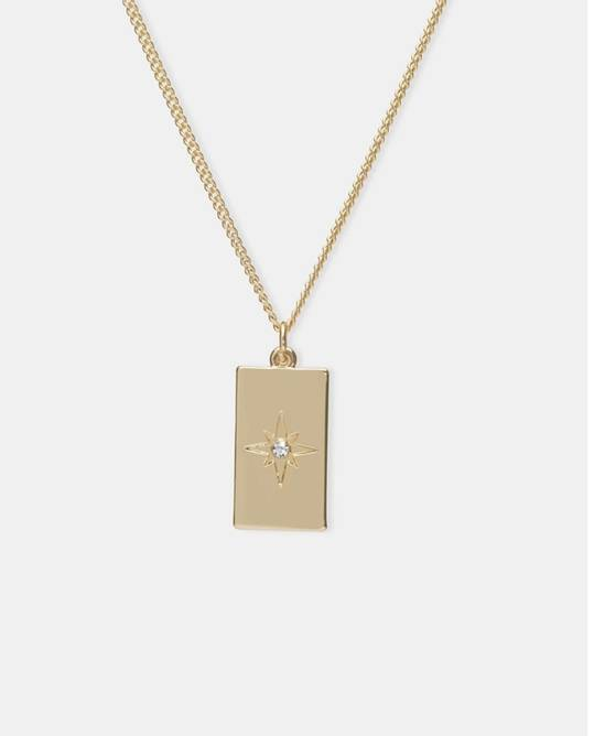 Bilde av Star necklace