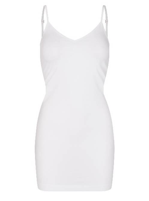 Bilde av Ninna slipp dress white