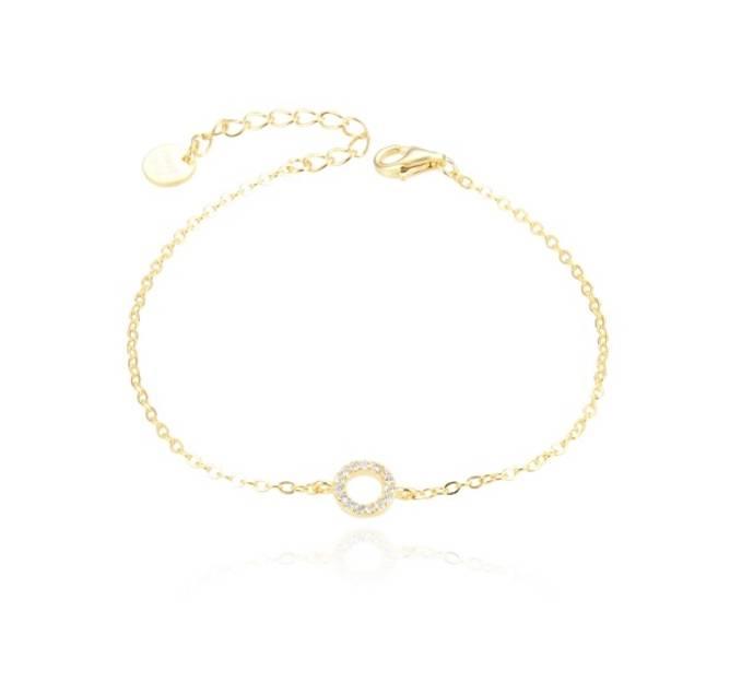 Bilde av Stine armbånd guld