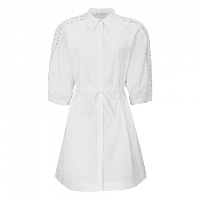 Bilde av SRPRICILLA DRESS - SNOW WHITE