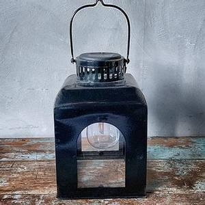Bilde av Rustikk solcelle lampe