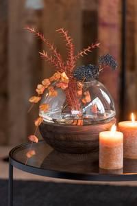 Bilde av Vase i tre/glass