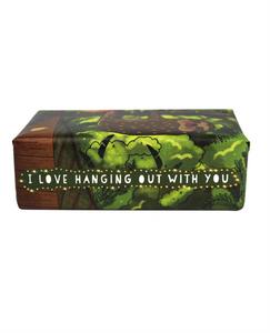 Bilde av Love hanging out with U. Soap