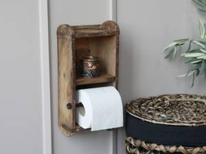 Bilde av Toalettrullholder av mursteinsform