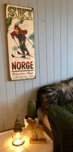 Bilde av Skisportens vugge. Norge