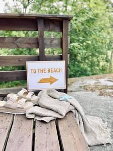 Bilde av To the beach