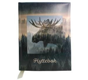 Bilde av Hyttebok elg A4