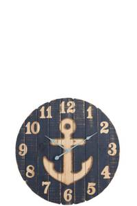 Bilde av Utsolgt/ Klokke med anker 70 cm