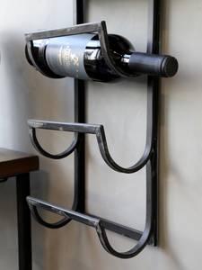 Bilde av Vinstativ til vegg,metall