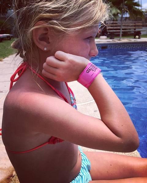 10stk armbånd til barn