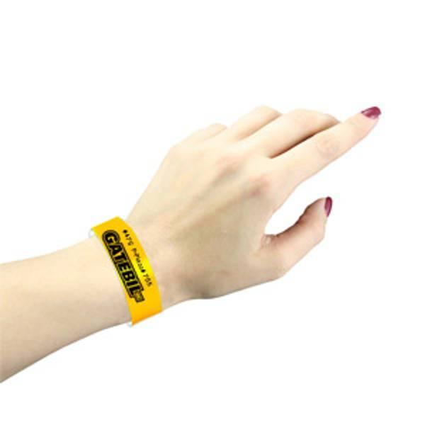 10stk russ armbånd med logo/tekst