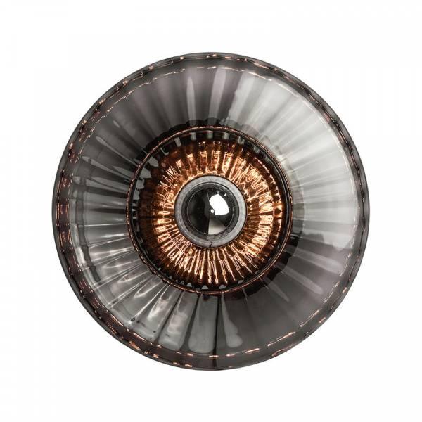 Bilde av New Wave Vegglampe smoke| Design By Us