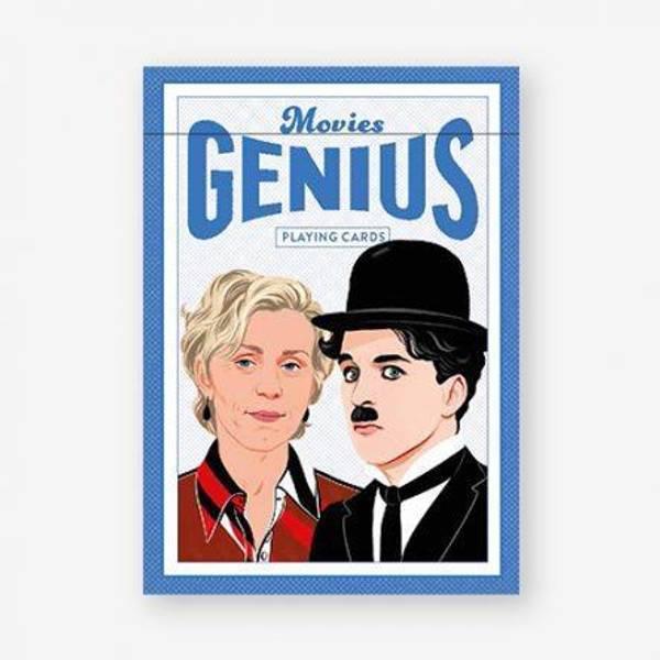 Movies genius kortstokk