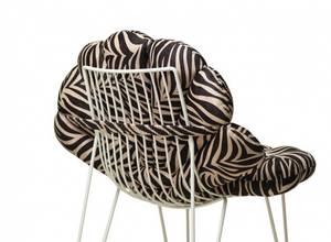 Bilde av Shell pute zebra